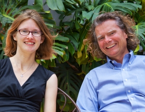 The Revs. Rebecca Edwards & Christopher Chase are Co-directors of Braid Mission